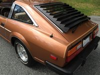 1981 Nissan 280ZX Picture Gallery