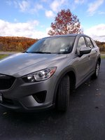 Picture of 2014 Mazda CX-5 Sport AWD, exterior