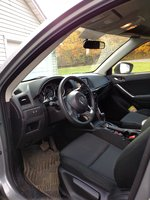 Picture of 2014 Mazda CX-5 Sport AWD, interior