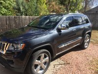 Picture of 2013 Jeep Grand Cherokee Overland 4WD, exterior