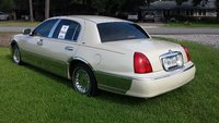 Picture of 2002 Lincoln Town Car Cartier, exterior
