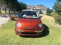 Picture of 2015 Fiat 500 Lounge Convertible