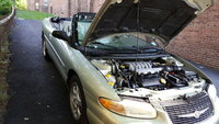 Picture of 2000 Chrysler Sebring JXi Convertible, engine