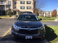 Picture of 2016 Toyota Highlander XLE AWD, exterior