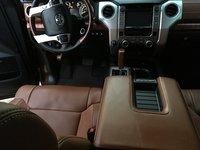 Picture of 2015 Toyota Tundra 1794 CrewMax 5.7L 4WD, interior