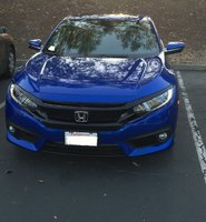 Picture of 2016 Honda Civic Coupe Touring, exterior