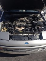 Picture of 1990 Ford Probe GT Turbo, engine