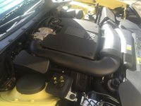 Picture of 2002 Ford Thunderbird Base Convertible, engine