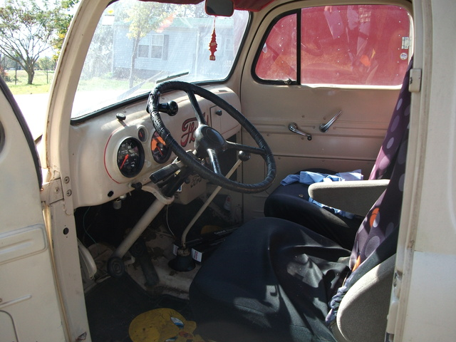 Picture of 1948 Ford F-100, interior, gallery_worthy