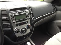 Picture of 2009 Hyundai Santa Fe SE AWD, interior