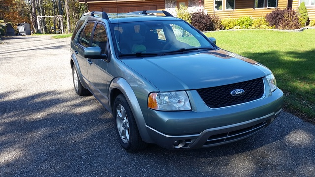 Ford Freestyle Sel Pic X on 2005 Ford 500 Sel Specs