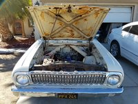 Picture of 1962 Ford Falcon Sedan, engine