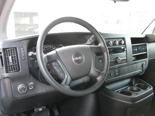 Picture of 2014 GMC Savana Cargo 2500 RWD, interior, gallery_worthy