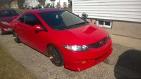 Picture of 2010 Honda Civic Coupe Si, exterior