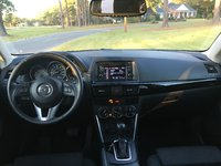 Picture of 2015 Mazda CX-5 Touring, interior