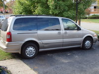 Picture of 2000 Oldsmobile Silhouette 4 Dr Premiere Passenger Van Extended, exterior