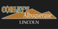 Corley's Albuquerque Lincoln logo