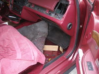 Picture of 1993 Ford Crown Victoria 4 Dr LX Sedan, interior