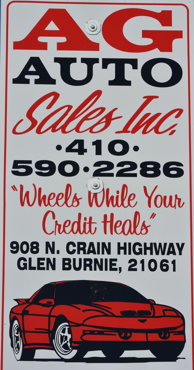 A G Auto Sales Glen Burnie Md Read Consumer Reviews