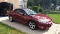 Picture of 2007 Mitsubishi Eclipse Spyder GS, exterior