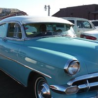 1954 Chevrolet Bel Air Picture Gallery