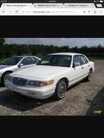 Picture of 2001 Mercury Grand Marquis GS