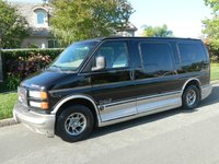 Picture of 2001 GMC Savana G1500 SLE Passenger Van, exterior