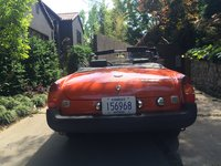 Picture of 1976 MG MGB Base, exterior