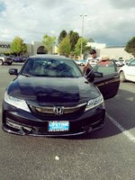 Picture of 2016 Honda Accord Coupe LX-S with Honda Sensing, exterior