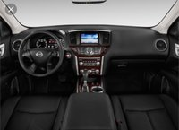 Picture of 2013 Nissan Pathfinder Platinum 4WD, interior
