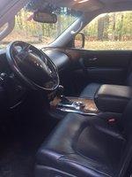 Picture of 2011 Infiniti QX56 4WD w/ Split Bench Seat Pkg, interior