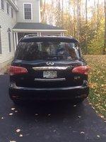 Picture of 2011 Infiniti QX56 4WD w/ Split Bench Seat Pkg, exterior