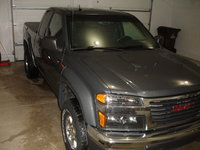 Picture of 2008 GMC Canyon SLE-1 Ext Cab 4WD, exterior