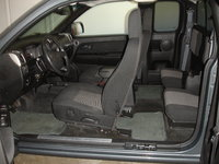 Picture of 2008 GMC Canyon SLE-1 Ext Cab 4WD, interior