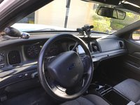 Picture of 2009 Ford Crown Victoria Police Interceptor, interior