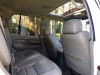 Picture of 1999 Infiniti QX4 4 Dr STD 4WD SUV, interior