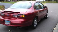 Picture of 1996 Ford Taurus SHO, exterior