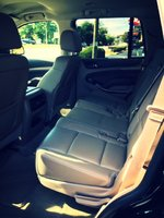 Picture of 2015 Chevrolet Tahoe LT, interior