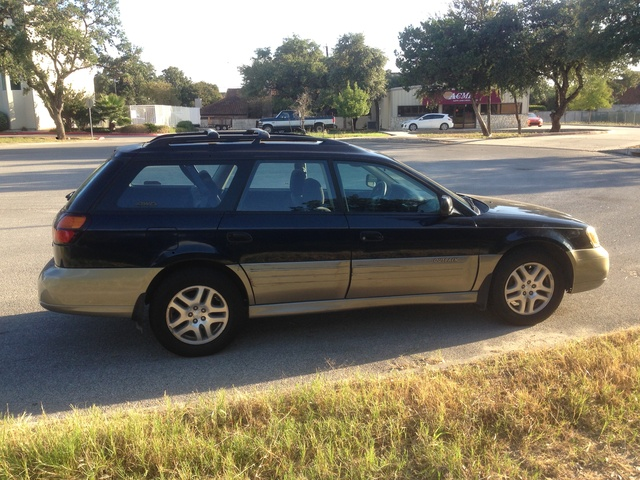 Picture of 2001 Subaru Outback Base Wagon