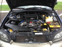 Picture of 2001 Subaru Outback Base Wagon, engine