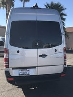 Picture of 2016 Mercedes-Benz Sprinter 2500 170 WB Passenger Van, exterior