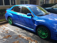Picture of 2014 Subaru Impreza WRX Base