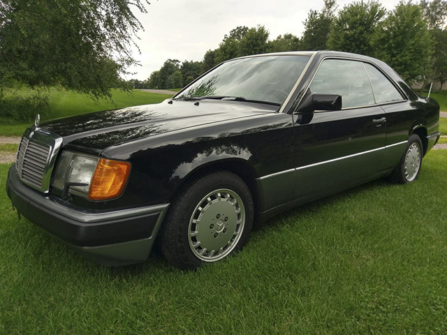Picture of 1992 Mercedes-Benz 300-Class 2 Dr 300CE Coupe