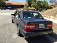 Picture of 1997 Volvo 960 Sedan, exterior