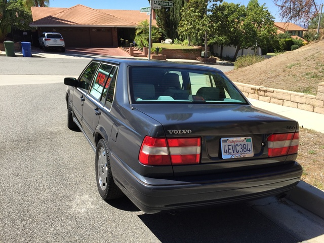 Picture of 1997 Volvo 960 Sedan, exterior, gallery_worthy