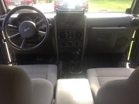 Picture Of 2007 Jeep Wrangler Unlimited Sahara, Interior, Gallery_worthy