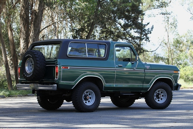 Picture of 1979 Ford Bronco