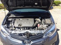 Picture of 2015 Toyota Corolla L, engine