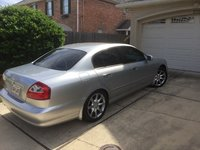 Picture of 2003 Infiniti Q45 4 Dr STD Sedan, exterior