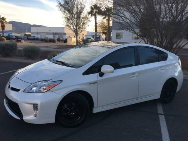 Picture of 2012 Toyota Prius Three